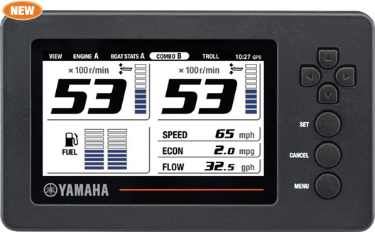 Yamaha Gauge What Type Of Lcd