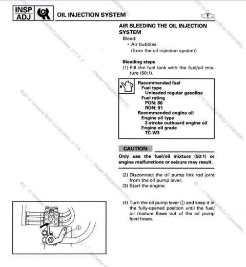 1999 Yamaha OX66 250HP Pulser Test Harness YB-06772